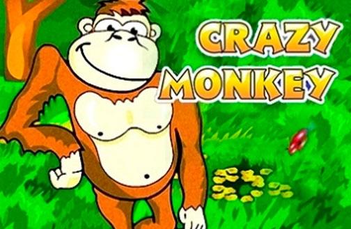 Игровой атомат Crazy Monkey