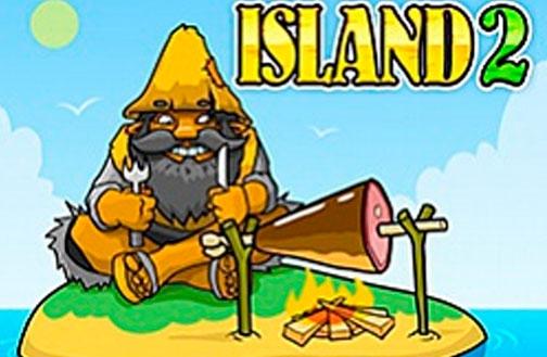 Игровой атомат Island 2
