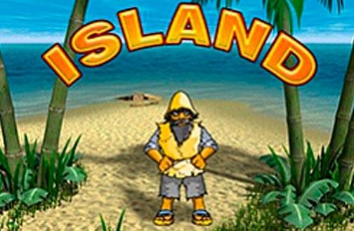 Игровой атомат Island