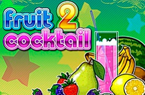 Игровой атомат Fruit Cocktail 2