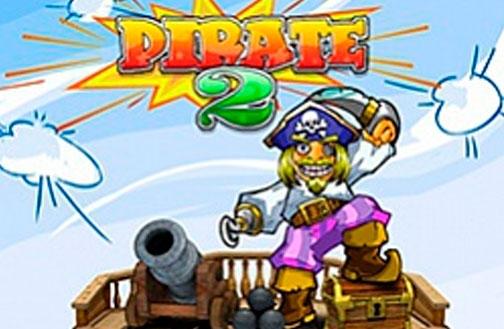 Игровой атомат Pirate 2