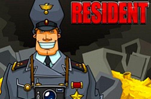 Игровой атомат Resident