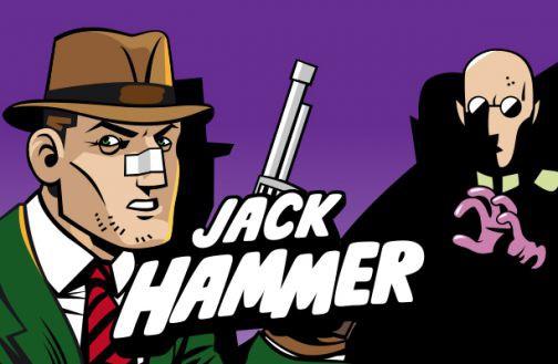 Игровой атомат Jack Hammer