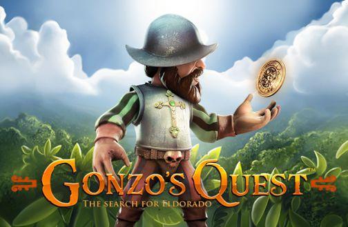 Игровой атомат Gonzo's Quest