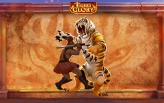Step into battle with the Tiger's Glory slot from Quickspin