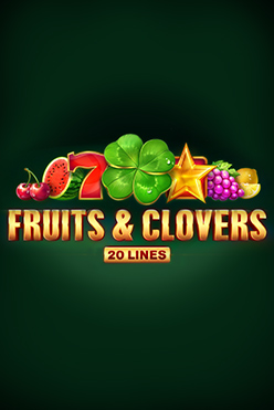 Fruits & Clovers 20 lines