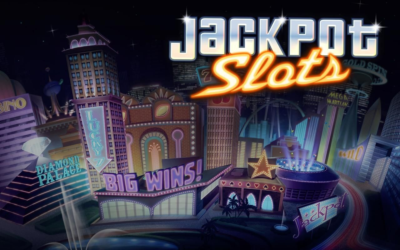 Slots with jackpots