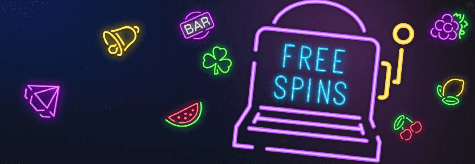 Where to look for free spins