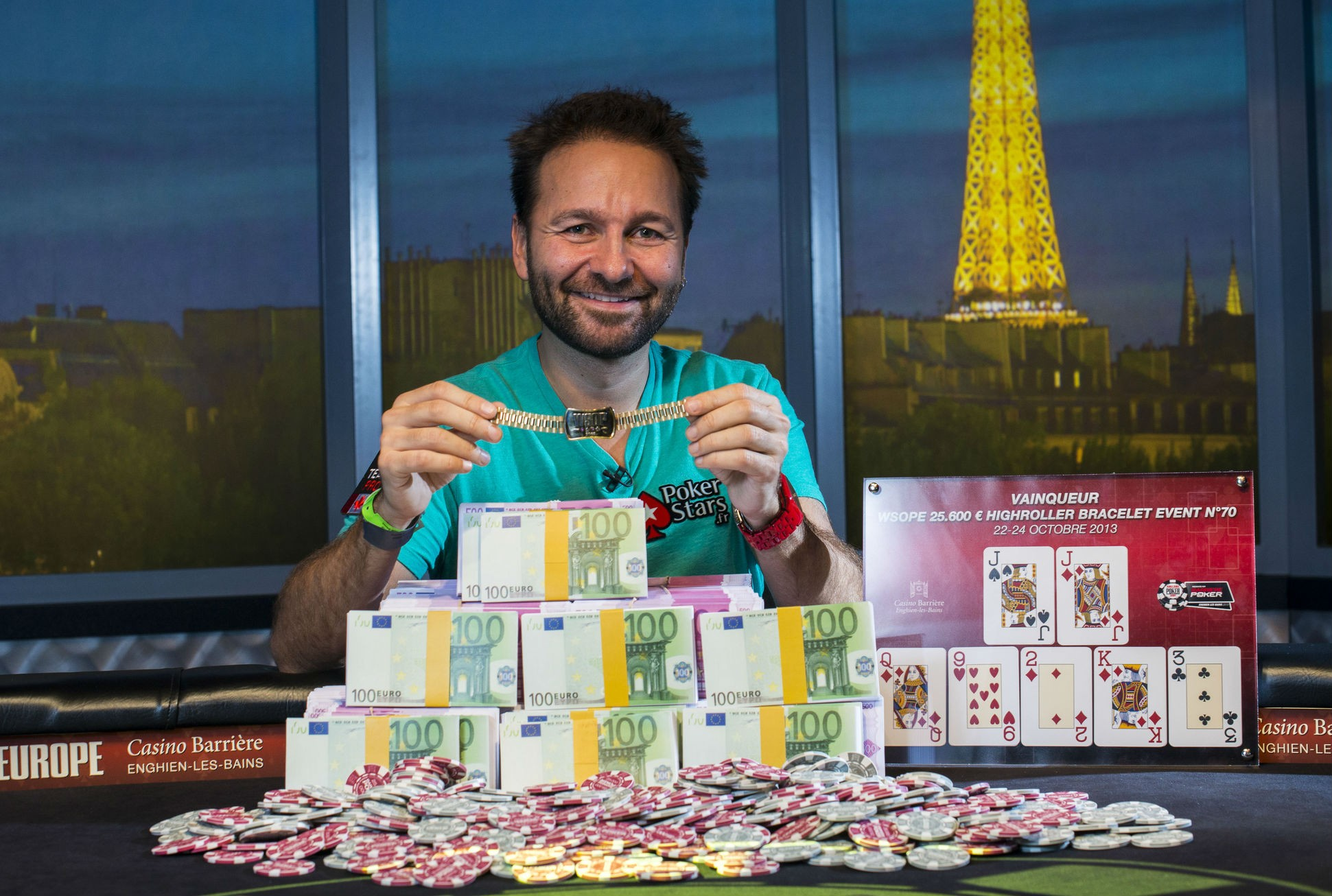 Daniel Negreanu money and titles